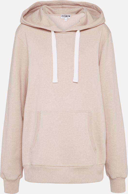 ABOUT YOU Hoody 'Senta' in rosa, Produktansicht