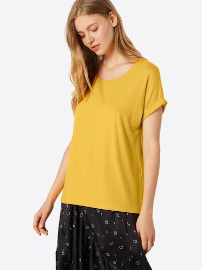 ONLY T-Shirt in zitronengelb: Frontalansicht