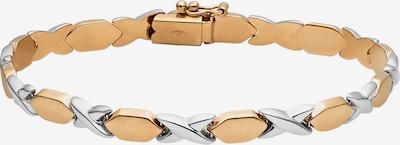 CHRIST Bracelet in Gold / White, Item view