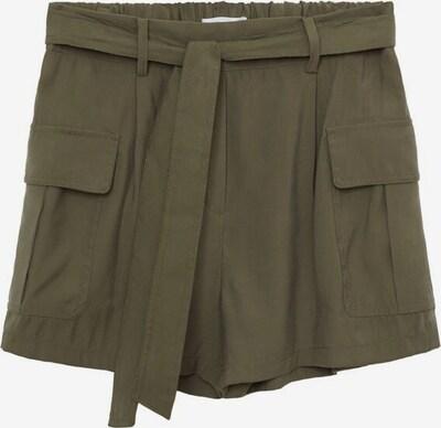 MANGO Shorts 'Bowie' in khaki, Produktansicht