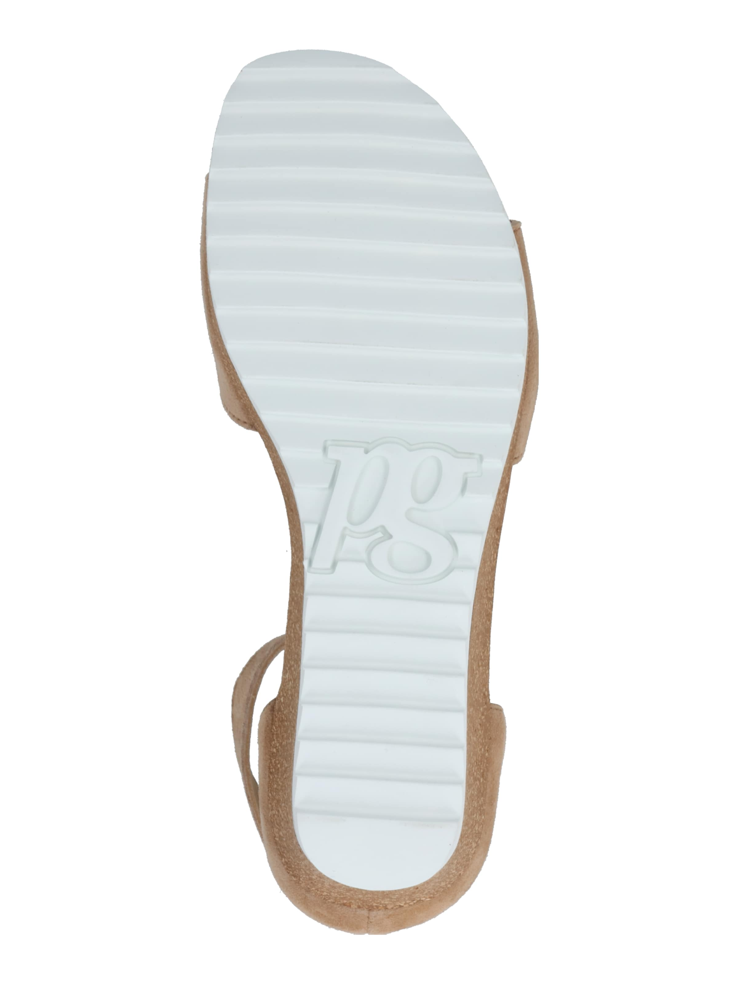 Paul Green Sandale in beige