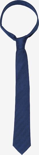 SEIDENSTICKER Krawatte 'Schwarze Rose' in blau, Produktansicht
