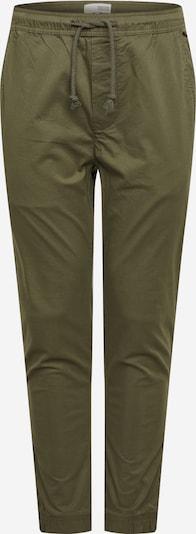 !Solid Pantalon 'Slim-Truc Cuff' en olive, Vue avec produit