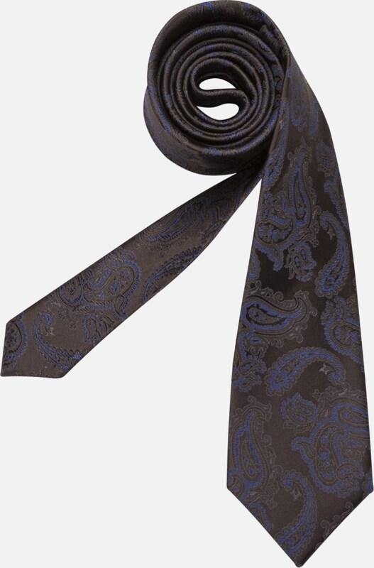 Seidensticker Ties Black Rose