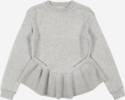 KIDS ONLY Pullover 'OLYMPIA' in graumeliert, Produktansicht