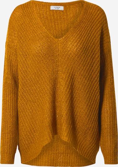 JACQUELINE de YONG Pullover 'Megan' in ocker, Produktansicht