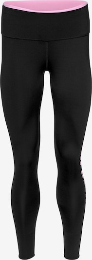 PUMA Leggings 'Foldup' in pink / schwarz, Produktansicht