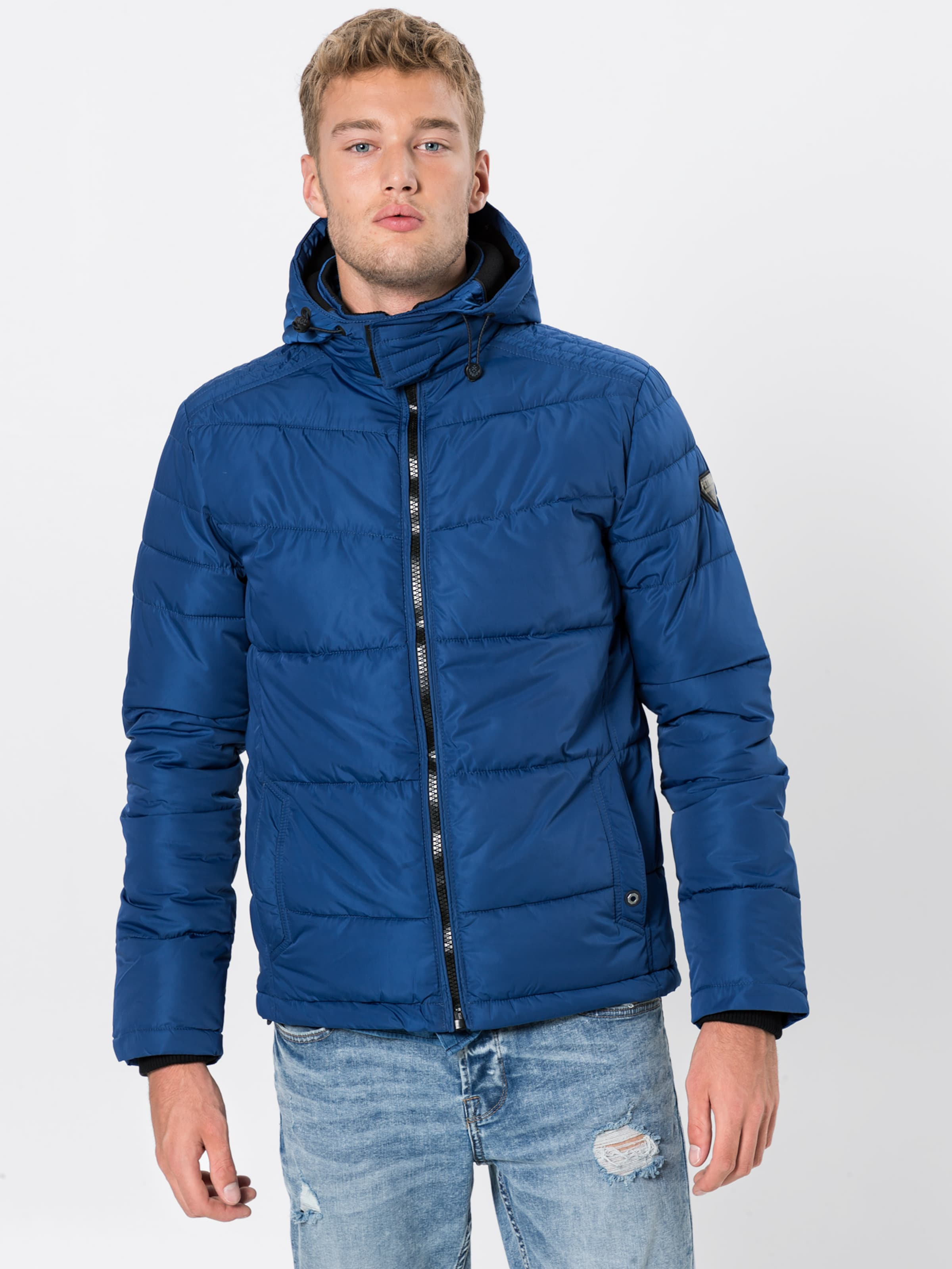 Industries Industries Royalblau Petrol In Jacke Petrol wZulOkXiTP
