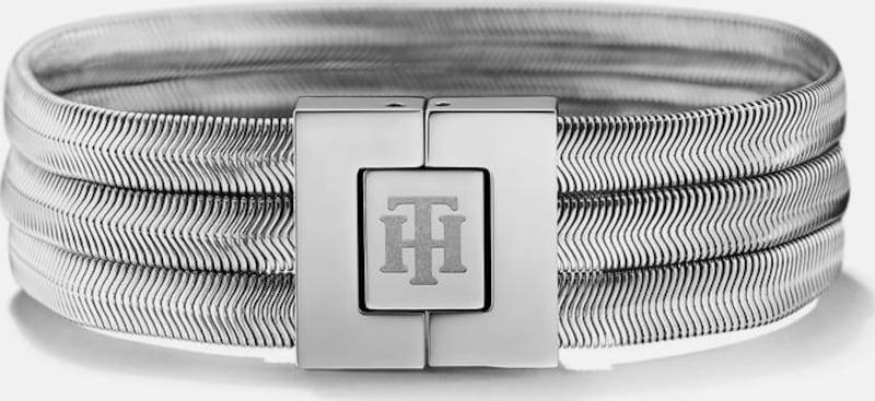 TOMMY HILFIGER Armband 'Classic Signature, 2700975'