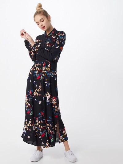 Mavi Kleid in mischfarben / schwarz, Modelansicht