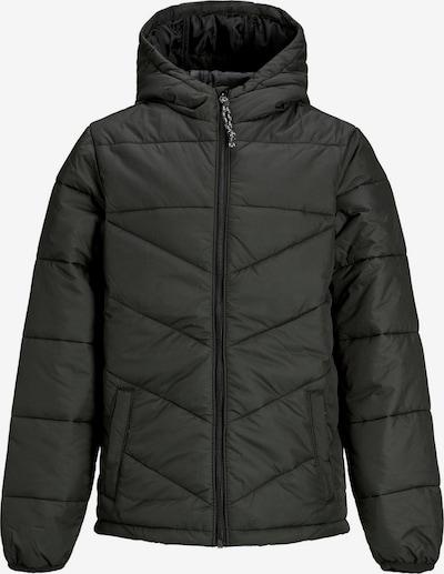 Produkt Winterjas in de kleur Zwart, Productweergave