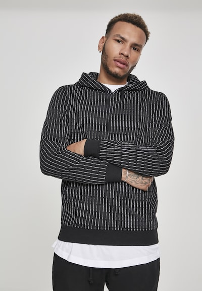 Mister Tee Trui 'Fuckyou' in de kleur Zwart / Wit, Productweergave