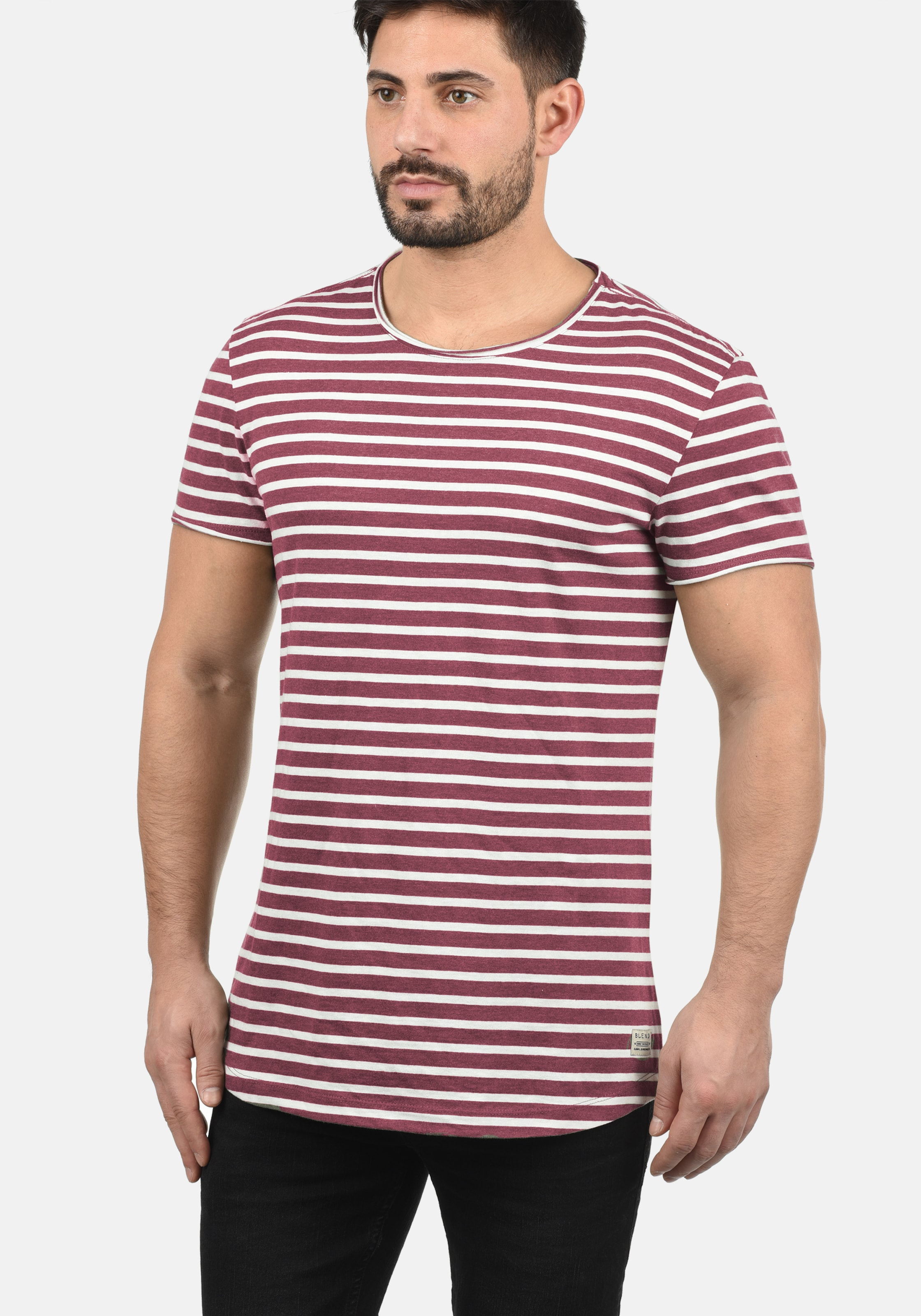 In LilaRot Shirt Blend Blend Blend LilaRot Shirt In Shirt In nNOv8m0w