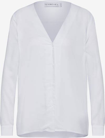 IVYREVEL Blouse 'BUTTON UP SHIRT' in white, Item view