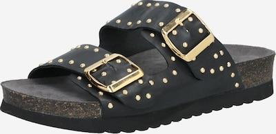Ca Shott Sandale in schwarz, Produktansicht
