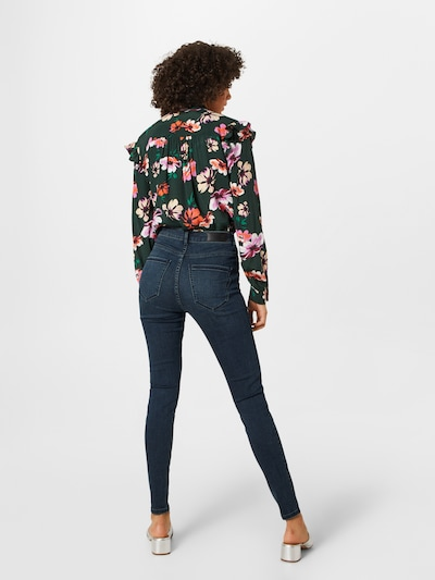 VERO MODA Jeans 'SOPHIA' in dunkelblau: Rückansicht
