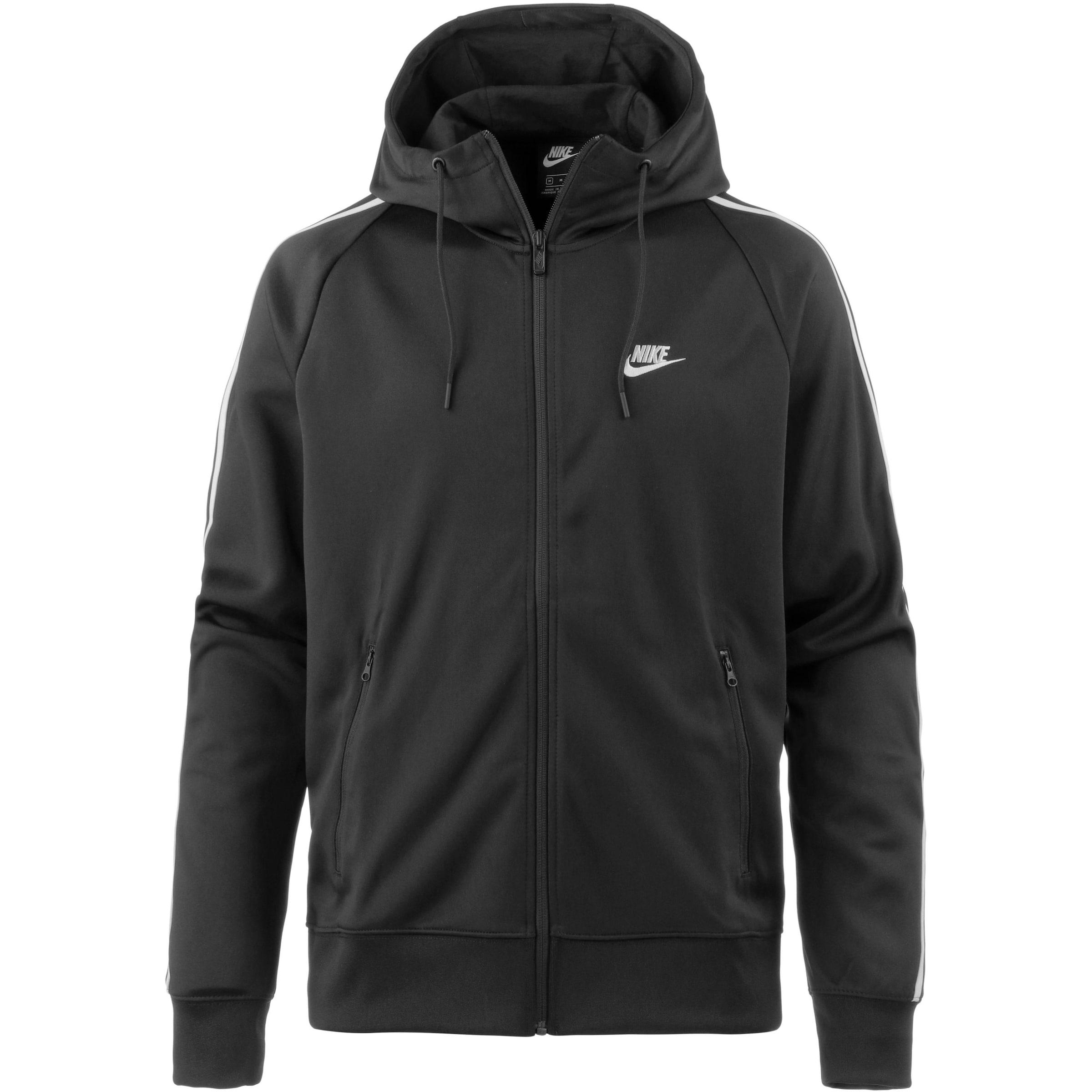 In SchwarzWeiß Nike Sportswear Tribute' Jacke 'nsw uOPTkXZi