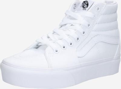 VANS Baskets hautes 'SK8-Hi Platform 2.0' en blanc, Vue avec produit