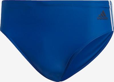 ADIDAS PERFORMANCE Badehose '3-Streifen' in royalblau / weiß, Produktansicht