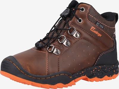 Kastinger Laarzen in de kleur Bruin, Productweergave