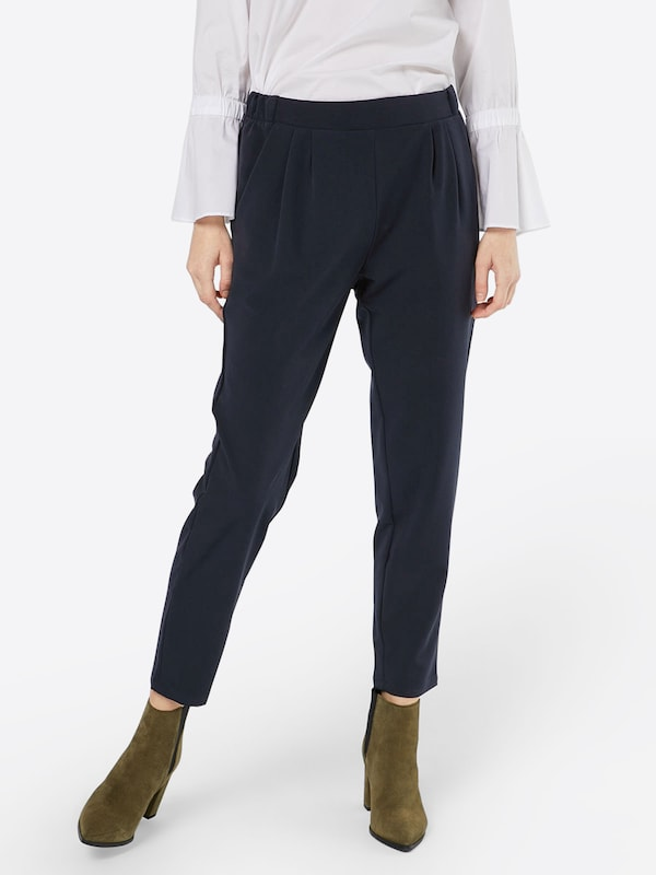Minimum Pantalon Pince En 'sofja Foncé À Pant' Bleu 4LA35Rj