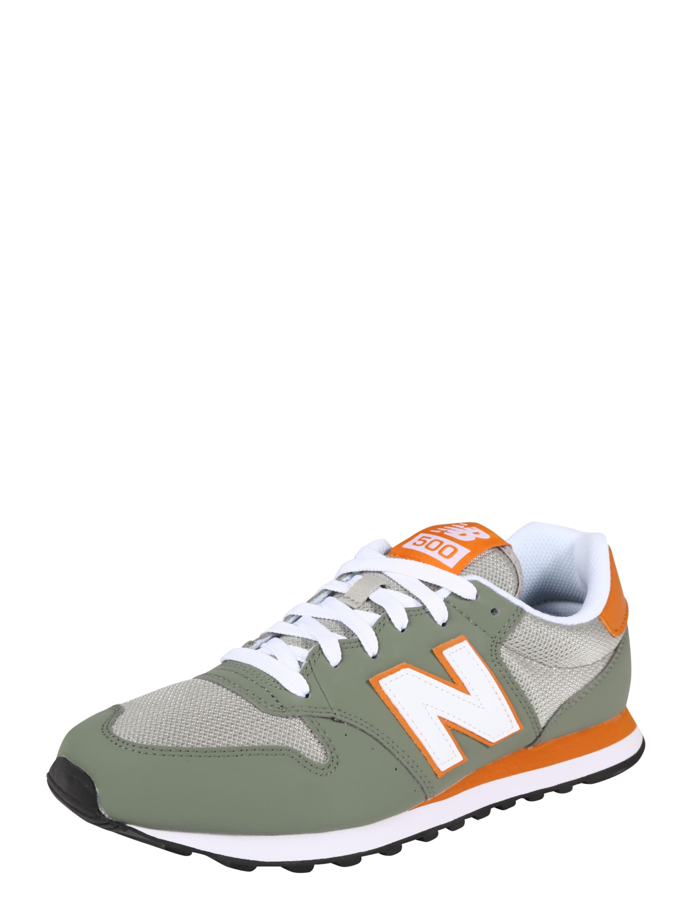 Sneaker New d' Balance 'gm500 In GrauWeiß K35TJul1Fc