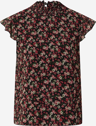 Hailys T-shirt 'Merrit' en mélange de couleurs, Vue avec produit