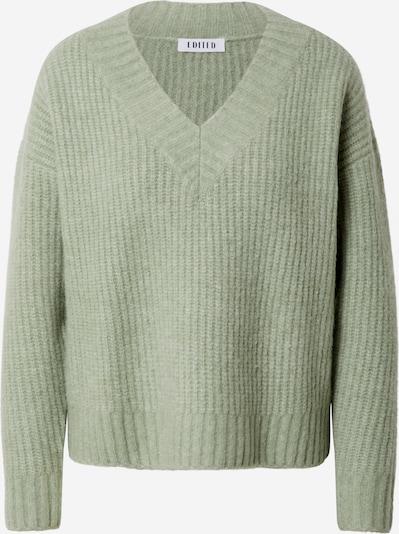 EDITED Pullover 'Claire' in grün, Produktansicht