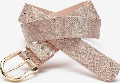 LASCANA Kunstledergürtel in rosé, Produktansicht