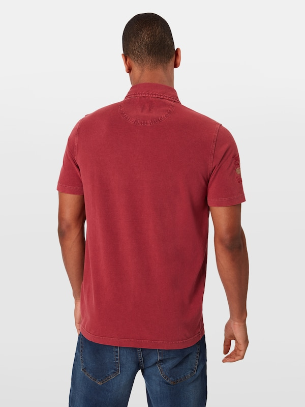 Camel En Active Rouge T shirt Rubis sQdrxtBhC
