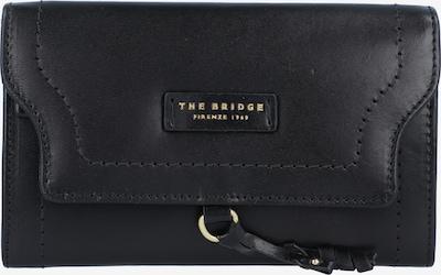The Bridge Portemonnee in de kleur Zwart, Productweergave