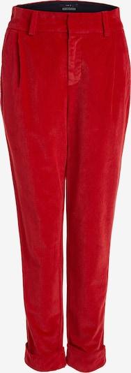 Chino stiliaus kelnės iš SET , spalva - raudona, Prekių apžvalga