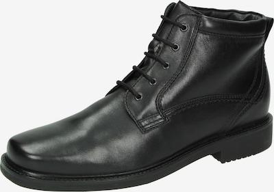 SIOUX Boots 'Landis-LF' in schwarz: Frontalansicht