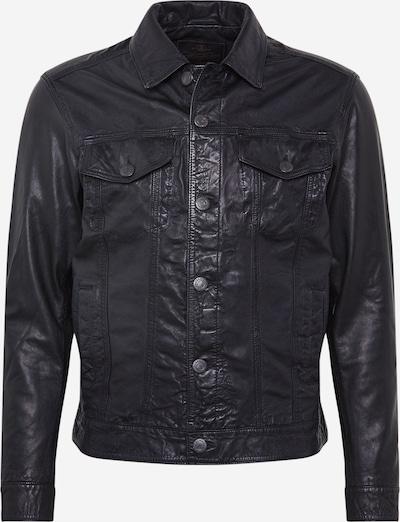 Herrlicher Jacken & Mäntel 'Andy Leather' in schwarz, Produktansicht