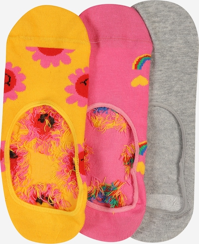 Happy Socks Socken 'Smiling Face' in mischfarben, Produktansicht