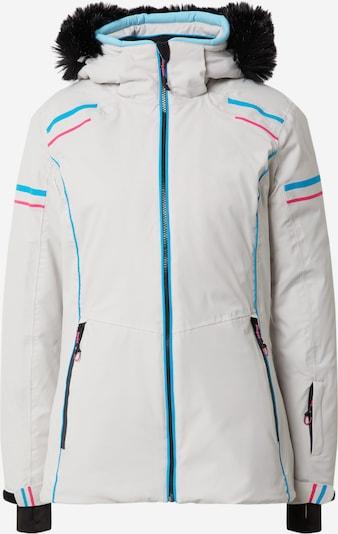 KILLTEC Športna jakna 'Cimetta' | siva barva, Prikaz izdelka