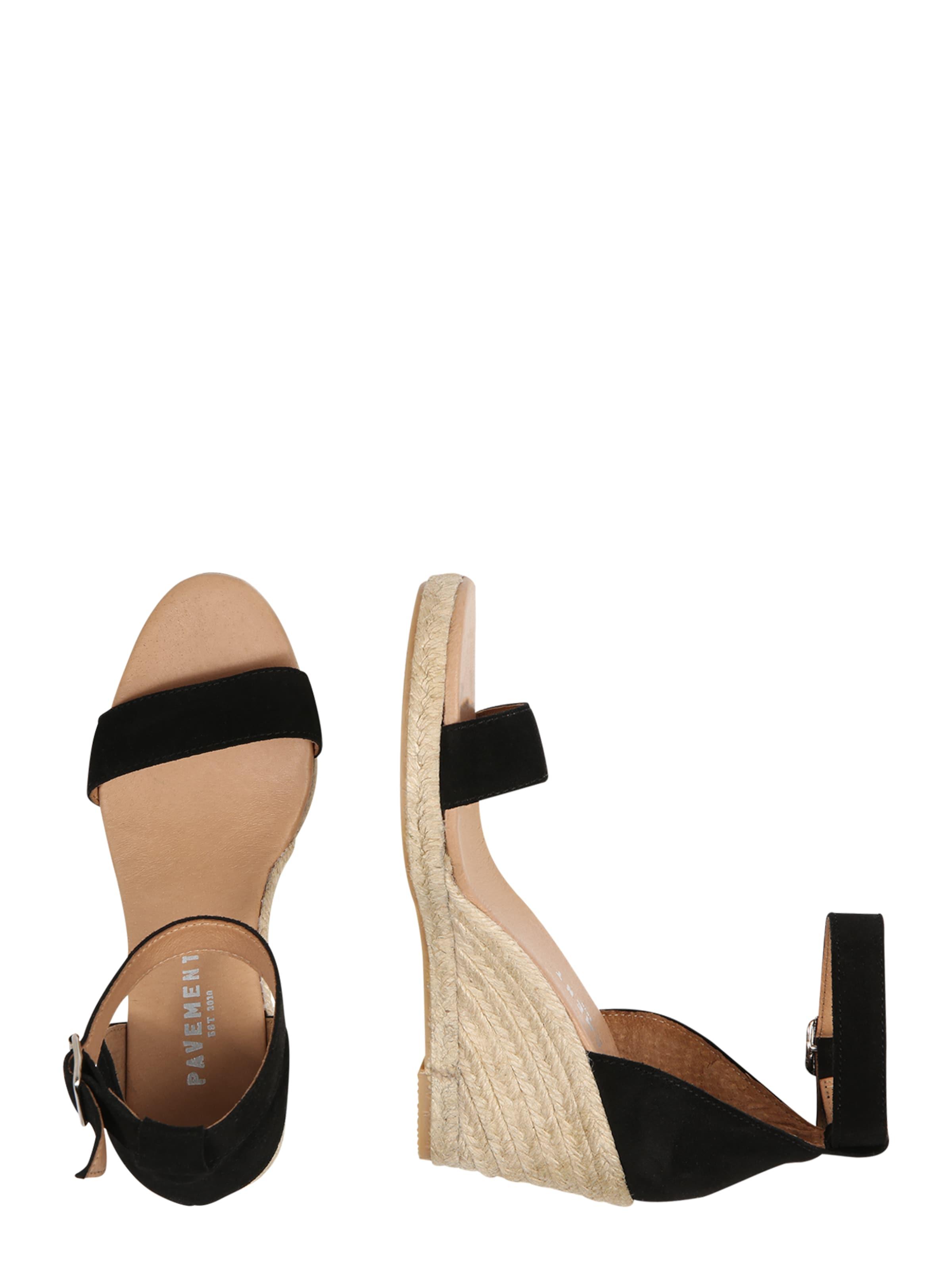 'erin' Sandale In Pavement BeigeSchwarz Pavement Sandale 'erin' PkZuOXiT