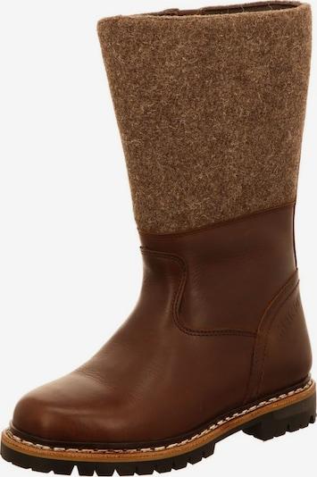 MEINDL Boots in de kleur Donkerbruin, Productweergave