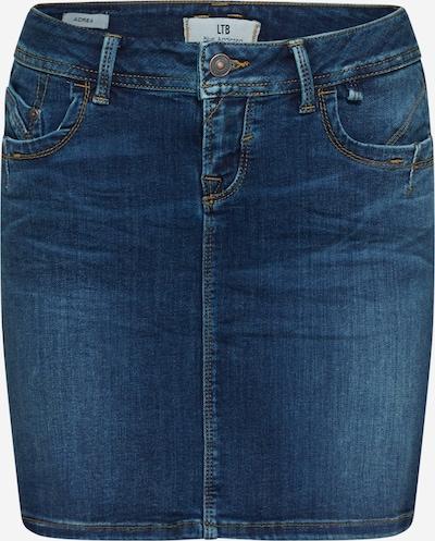 LTB Jeansrock 'Andrea' in blau, Produktansicht
