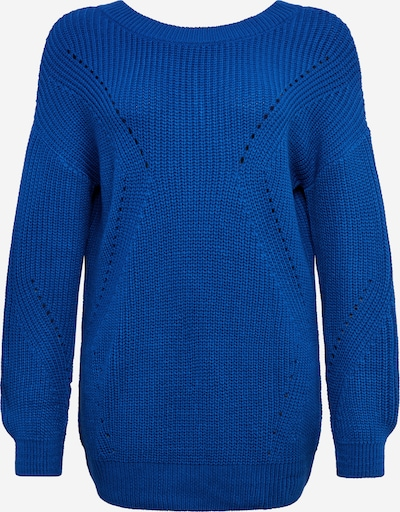 Guido Maria Kretschmer Curvy Collection Pullover 'Aylin' in royalblau, Produktansicht
