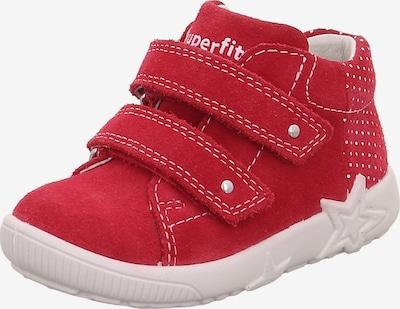 SUPERFIT Lauflernschuh 'Starlight' in rot, Produktansicht