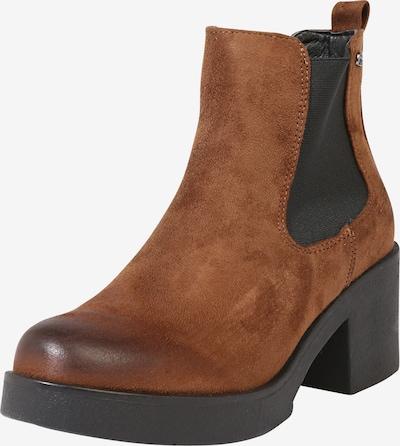 MTNG Chelsea boots 'ERIS' in de kleur Mokka, Productweergave