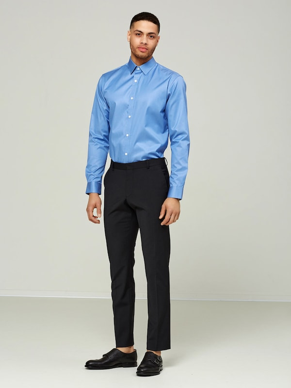 SELECTED HOMME Langarmhemd Slim Fit
