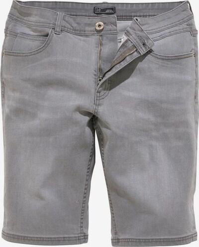 JOHN DEVIN Shorts in grey denim, Produktansicht