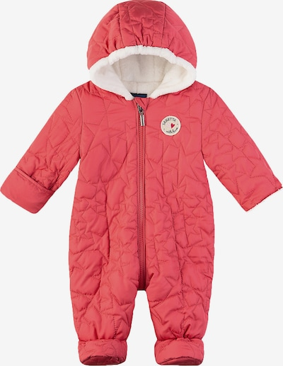Sanetta Kidswear Overall 'Outdooroverall' in rot, Produktansicht