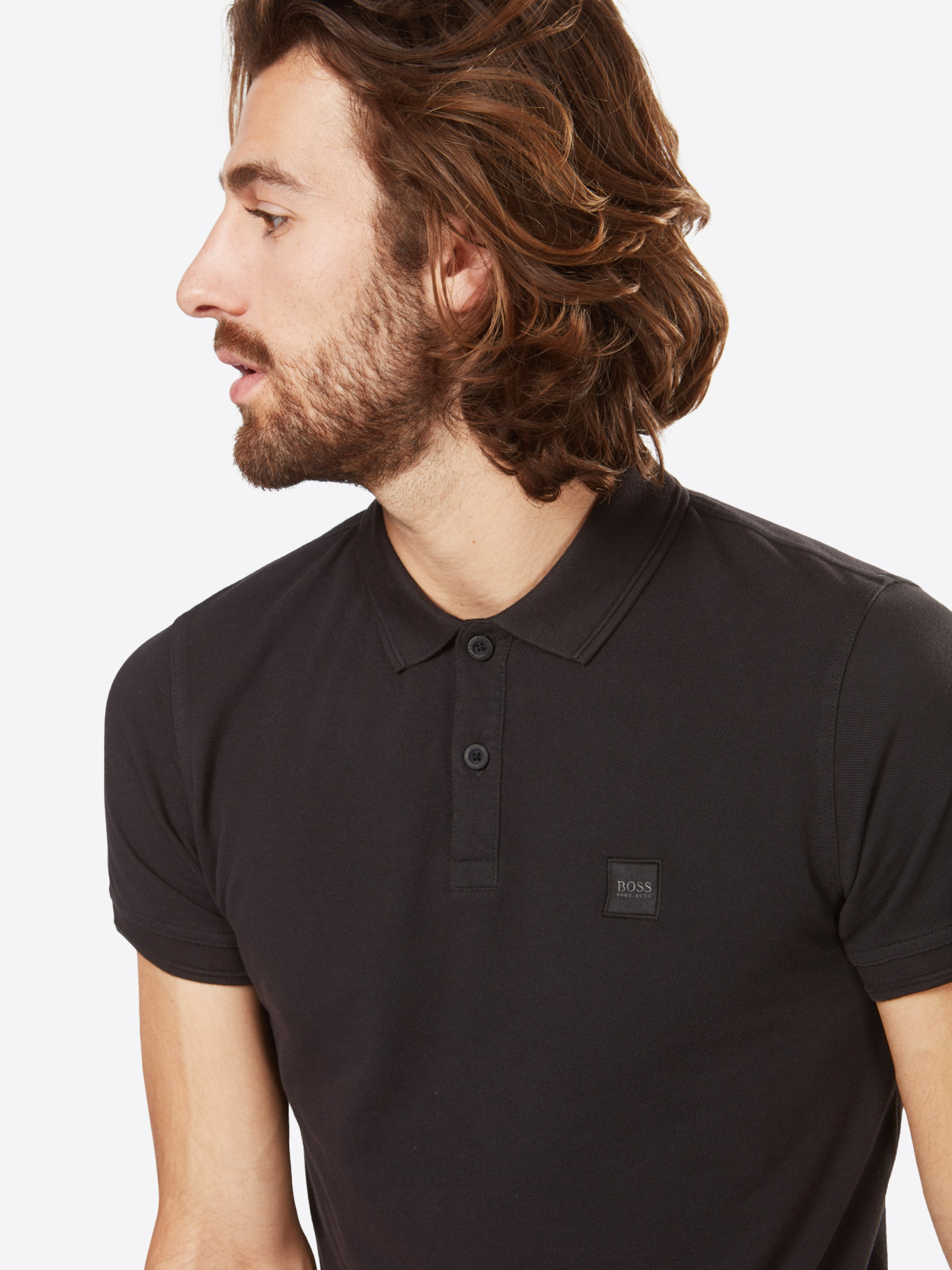 BOSS Poloshirt mit Piqué-Struktur 'Prime' Gemütlich Verkauf Wahl p6Zry
