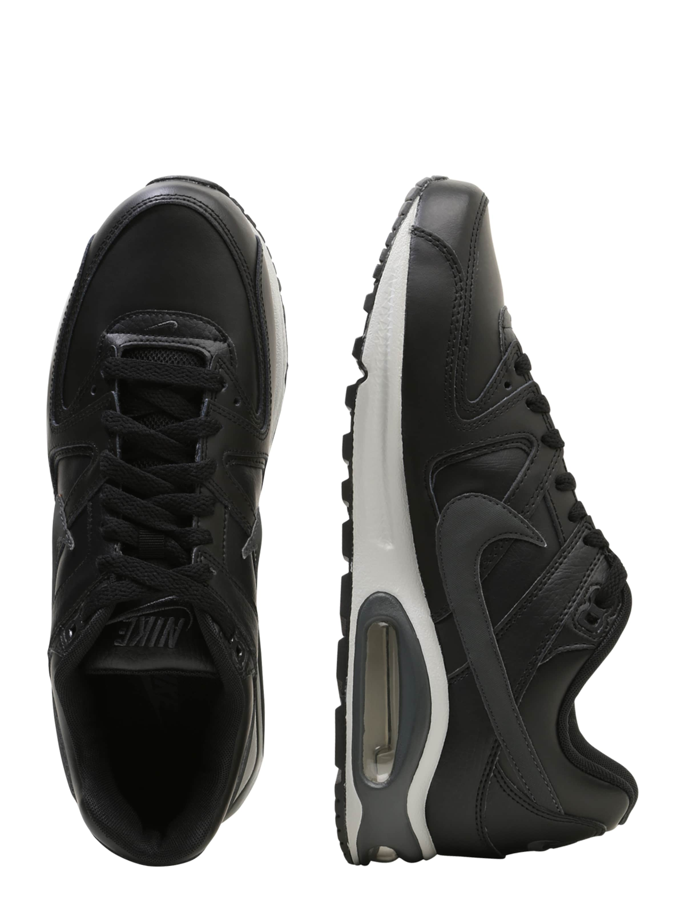 Nike Sneaker Sportswear 'air In Max Command' SchwarzOffwhite 08nwkOPX