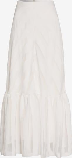 Fustă IVY & OAK pe alb / alb natural, Vizualizare produs