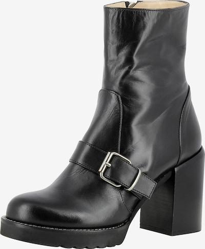 EVITA Stiefelette CARINA in schwarz: Frontalansicht