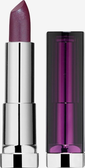 MAYBELLINE New York 'Lippenstift Color Sensational Blushed Nudes', Lippenstift in dunkellila, Produktansicht